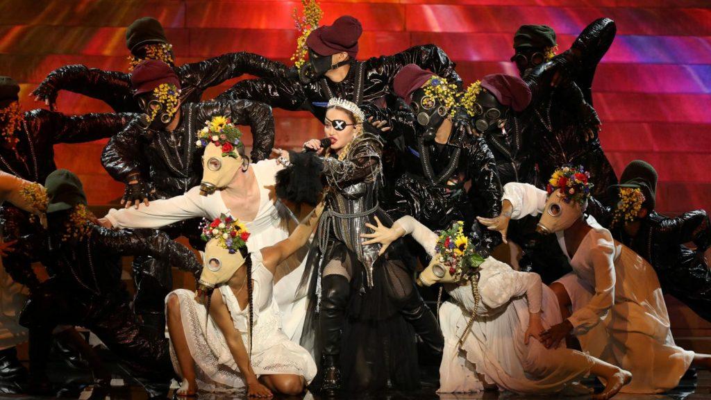Madonna Eurovision 2019 μήνυση