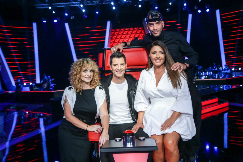 The Voice of Greece 2019