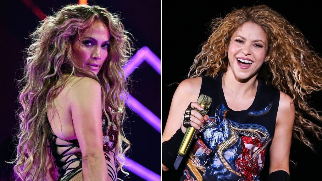 Shakira Jennifer Lopez Super Bowl 2020