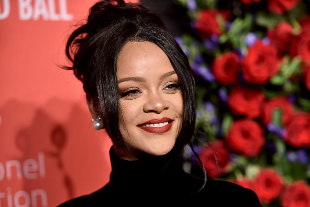 Rihanna έγκυος