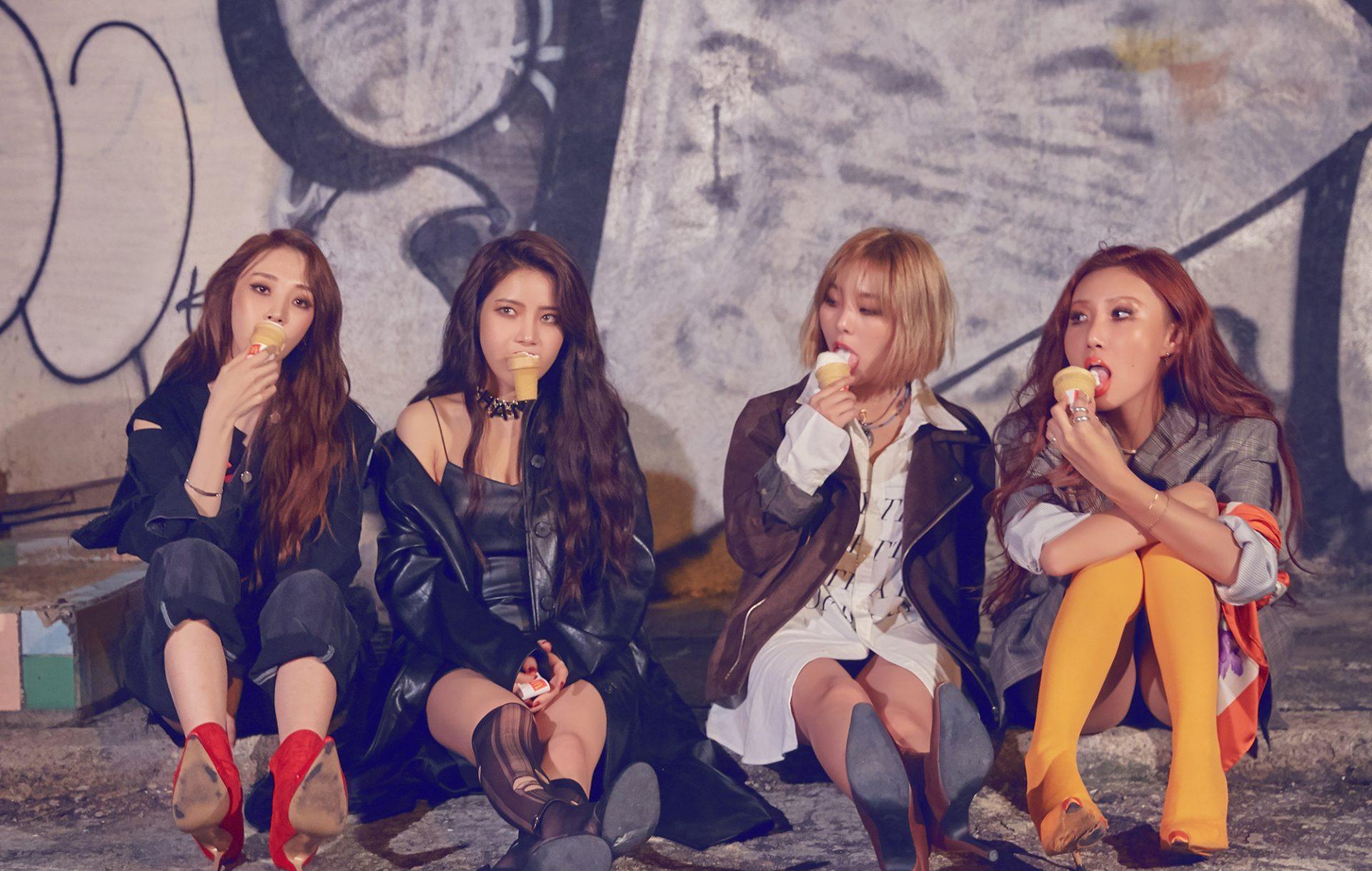 Έξι γυναικεία K-pop συγκροτήματα κυκλοφορούν ταυτόχρονα τα τραγούδια τους
