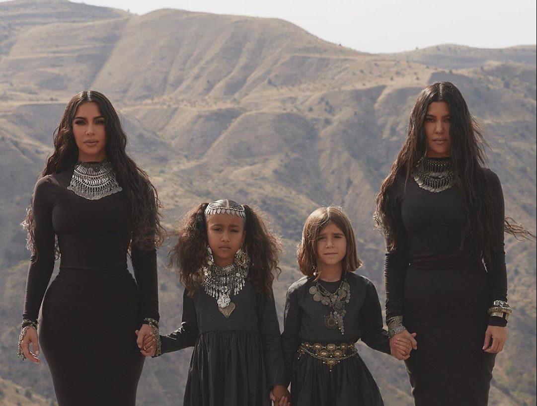 H Kim Kardashian χαιρετίζει την αναγνώριση της Γενοκτονίας των Αρμενίων