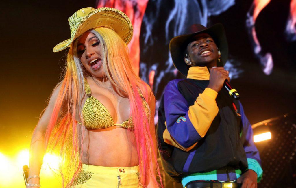 Cardi B Lil Nas X