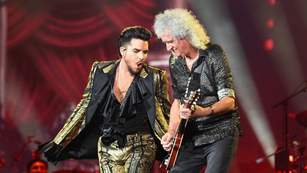 Queen Adam Lambert Global Citizen 2019