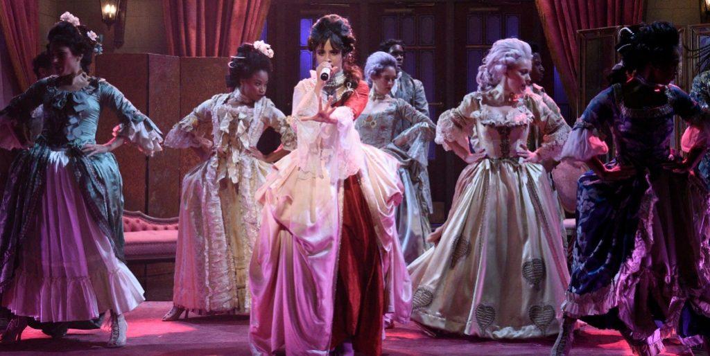 Camila Cabello Saturday Night Live
