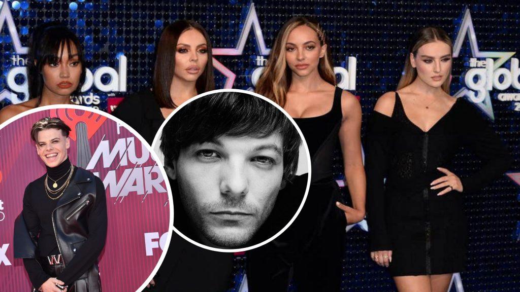O Louis Tomlinson, οι Little Mix και ο YUNGBLUD γίνονται ραδιοφωνικοί παραγωγοί