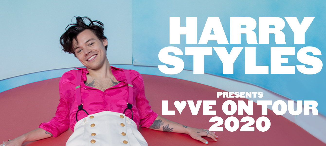 H παγκόσμια περιοδεία του Harry Styles ξεκιναει τον Απρίλιο
