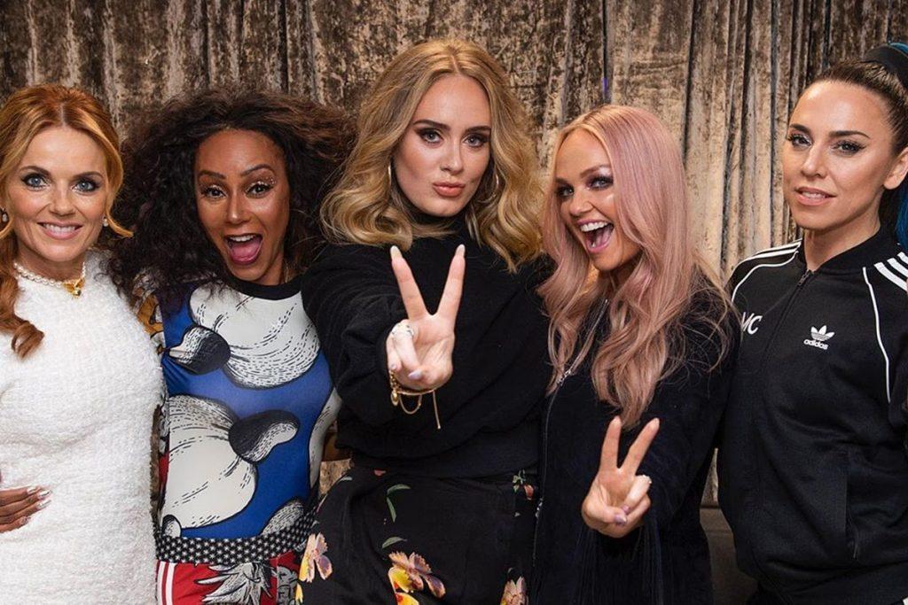 Οι Spice Girls αρνήθηκαν να εμφανιστούν στη σκηνή με την Adele