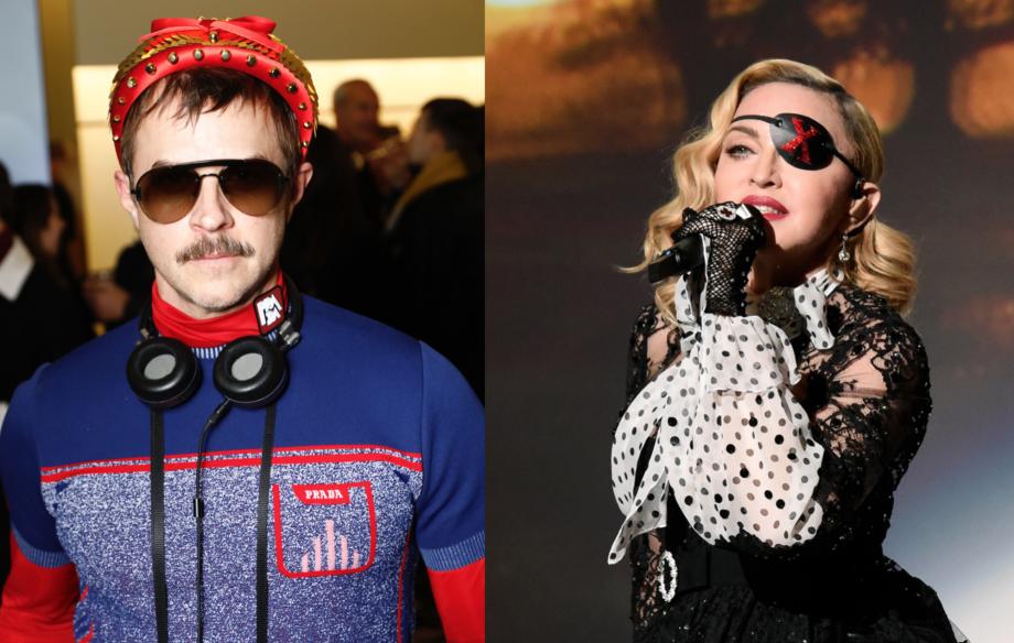 O Casey Spooner κατηγορεί ευθέως τη Madonna και τον παραγωγό της