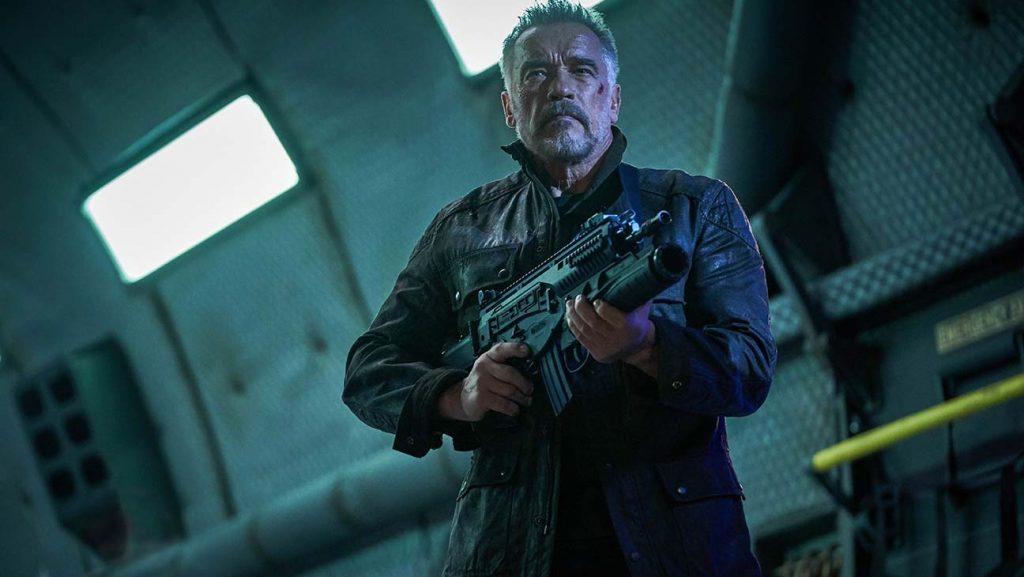 """Απογοητευτική πρεμιέρα του """"Terminator: Dark Fate"""""""