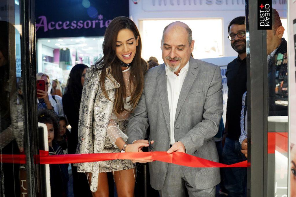 Grand Opening για το νέο κατάστημα DUST+CREAM στην καρδιά της Λεμεσού!