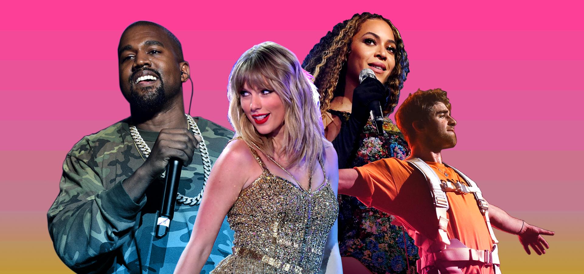 H Taylor Swift στην κορυφή του Forbes με τα υψηλότερα έσοδα για το 2019