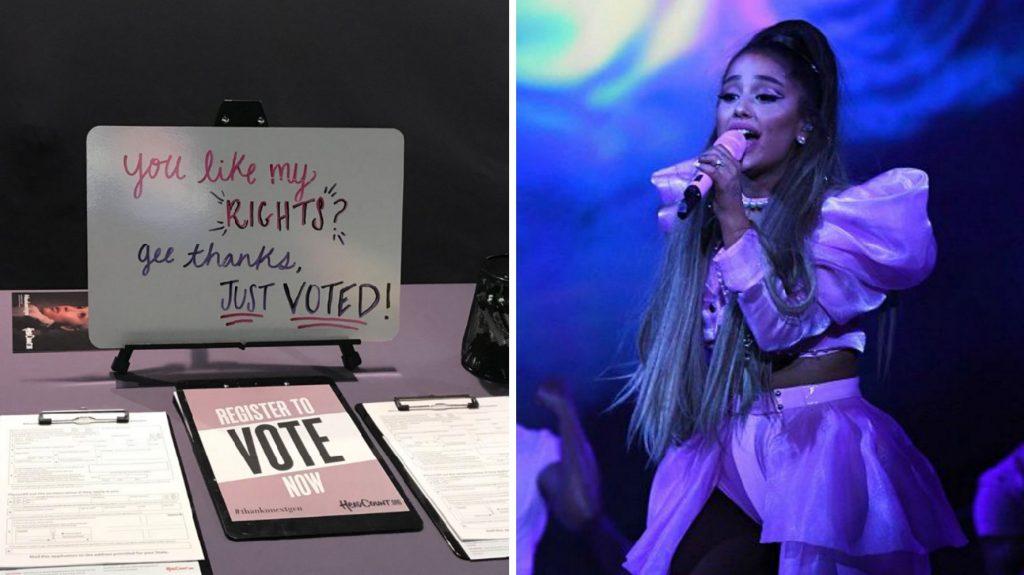 To ρεκόρ της Ariana Grande που δεν έχει καμία σχέση με τη μουσική