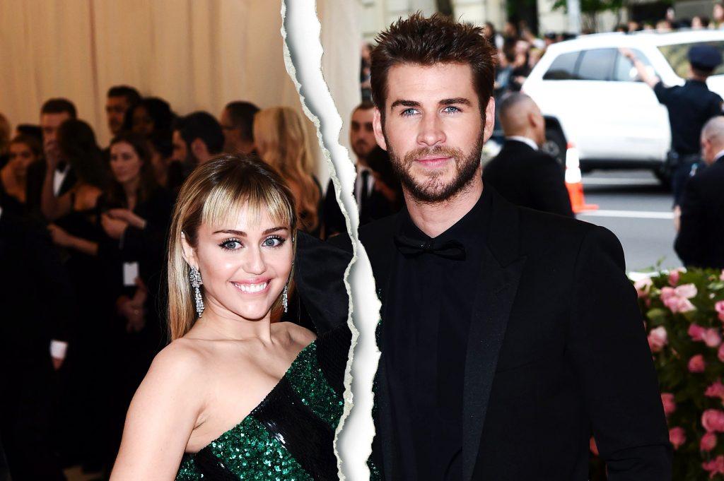 H Miley Cyrus σκέφτεται να πάει στα δικαστήρια τον Liam Hemsworth