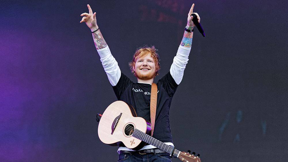 Ο Ed Sheeran είχε τα περισσότερα streams για το 2019
