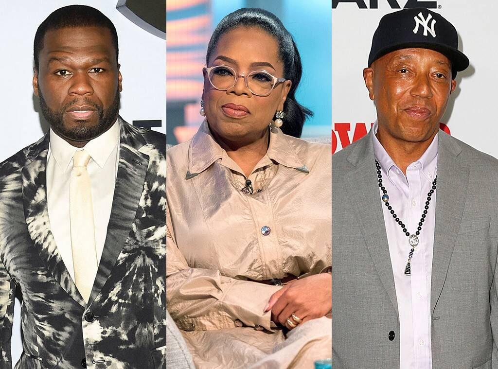 O 50 Cent και ο Russell Simmons επιτίθενται στην Oprah Winfrey