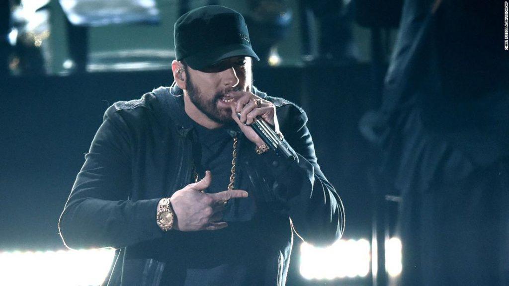 δικαίωση του Eminem 17 χρόνια μετά