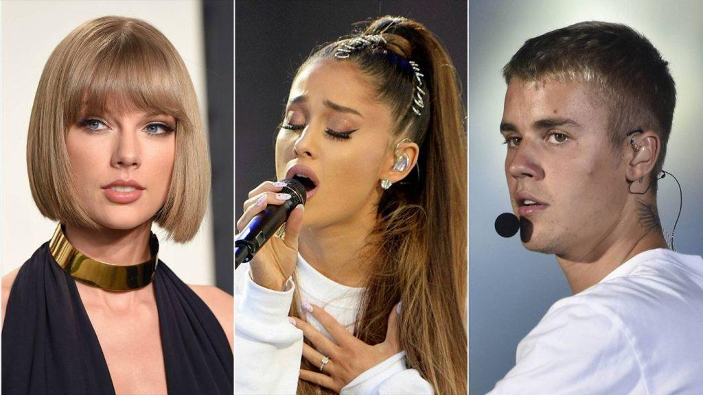 Ariana Grande, Justin Bieber, Taylor Swift «μένουν σπίτι» και σε συμβουλεύουν να κάνεις το ίδιο!