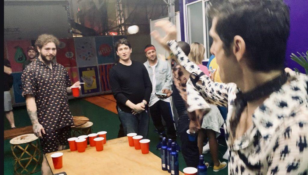 """Έρχεται τουρνουά """"Beer Pong"""" από τον Post Malone με καλεσμένους γνωστούς celebrities!"""