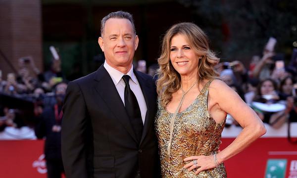 Θετικοί στον Kορωνοϊό Rita Wilson και Tom Hanks!