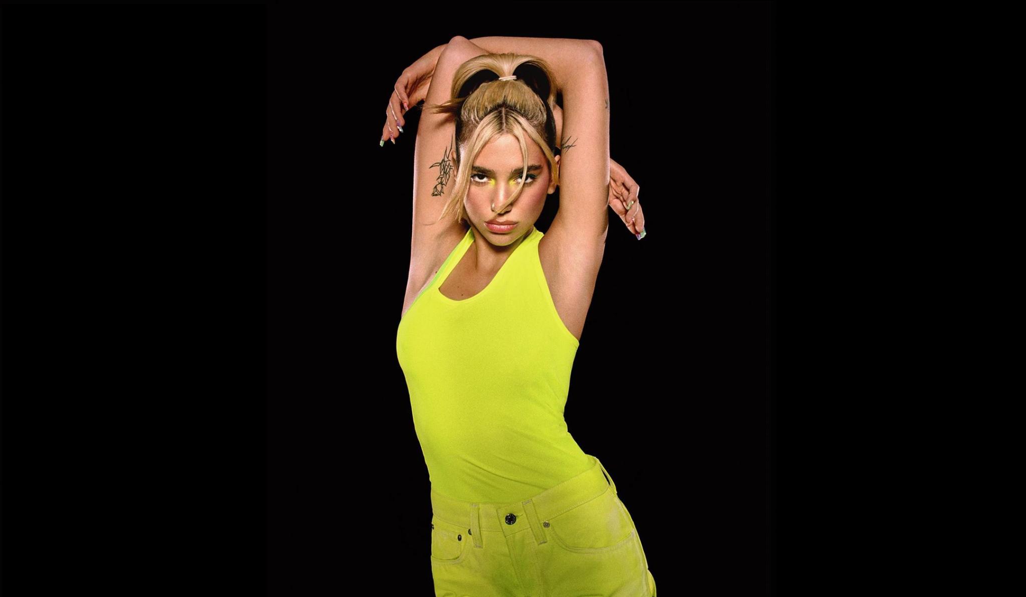 Η Dua Lipa σπάει ρεκόρ στο Spotify και στα βρετανικά charts με το νέο της album!