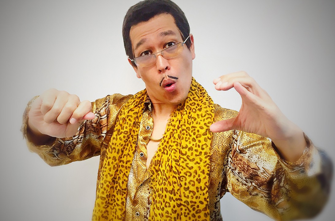 Ο Pikotaro επιστρέφει με νέο hit για το σωστό πλυσιμο των χεριών!