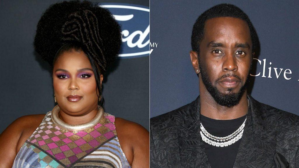 Ο Diddy κατηγορήθηκε για ρατσισμό όταν σταμάτησε τον twerk χορό της Lizzo!