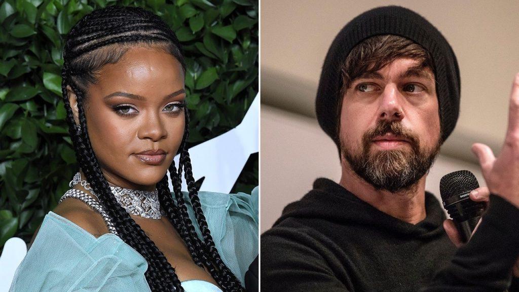 Η Rihanna και ο CEO του Twitter, Jack Dorsey, δωρίζουν 4,2 εκ. δολάρια στα θύματα ενδοοικογενειακής βίας!