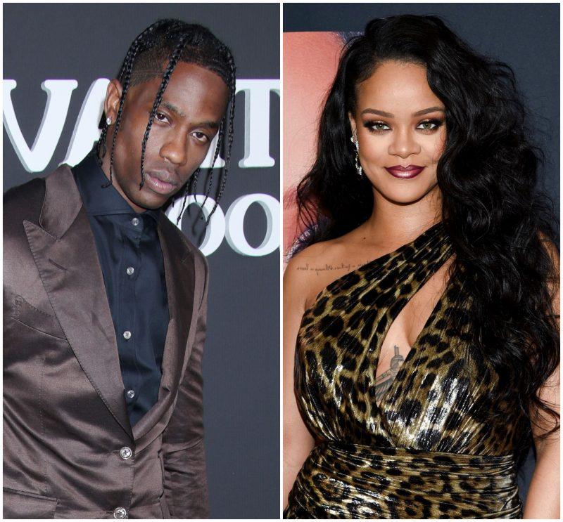 Ήξερες ότι η Rihanna και ο Travis Scott ήταν μαζί το 2015;