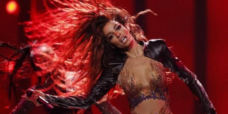 Ελένη Φουρέιρα έστειλε ένα μήνυμα δύναμης στη φετινή Eurovision