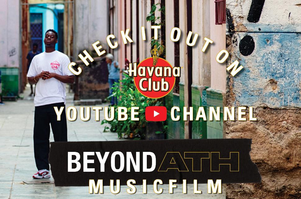 Beyond ATH: Kareem Kalokoh X Havana Club