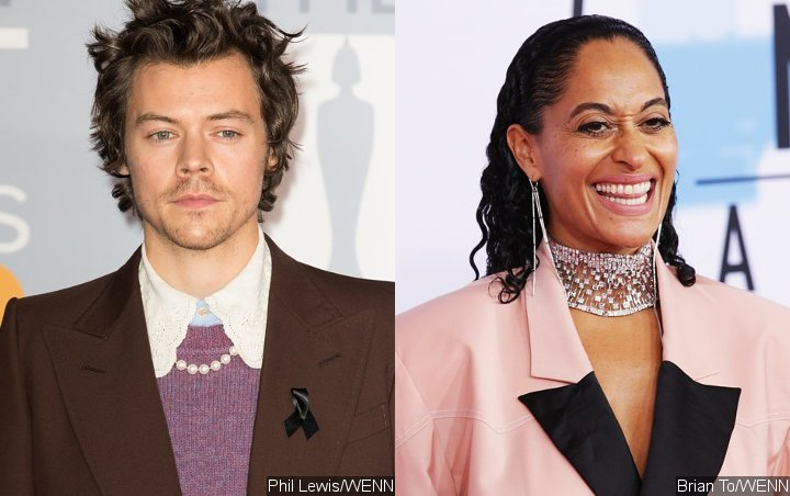 H Tracee Ellis Ross είναι η νέα σχέση του Harry Styles