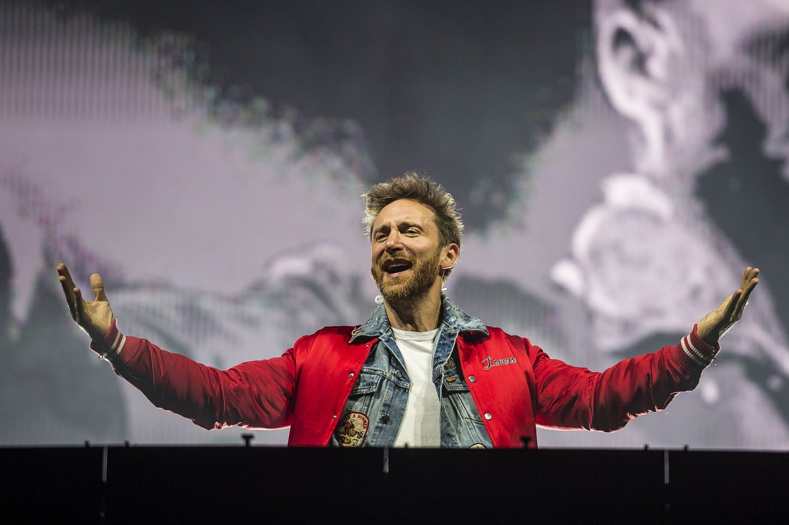 O David Guetta θα εμφανιστεί live από την Ουγγαρία για τα MTV EMAs 2020!