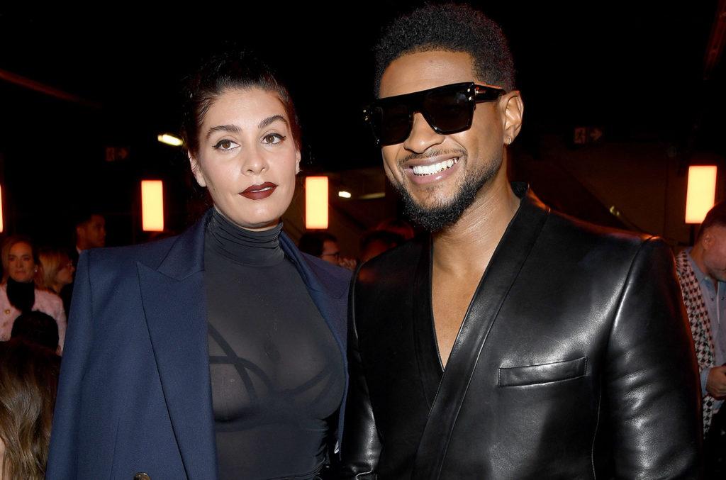 O Usher έγινε για τρίτη φορά μπαμπάς!