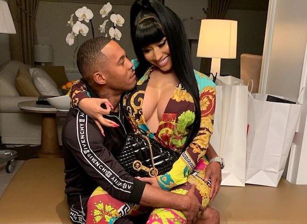 H Nicki Minaj έγινε μαμά