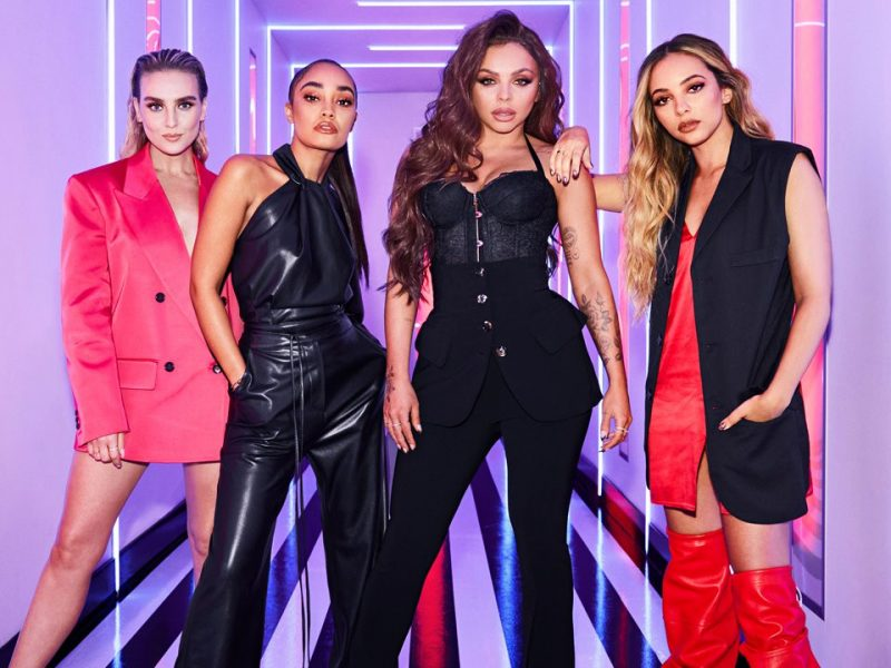 Little Mix MTV EMA 2020