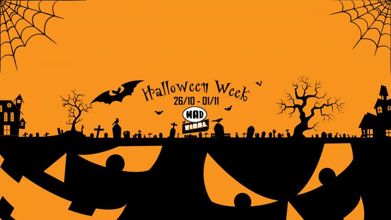 Οι αγαπημένοι σου YouTubers σου δίνουν ιδέες για να περάσεις τέλεια το φετινό Halloween