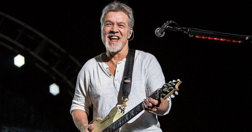 Ο Eddie Van Halen έφυγε από την ζωή σε ηλικία 65 ετών!