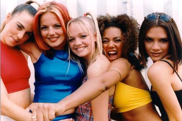 Οι Spice Girls Victoria Beckham