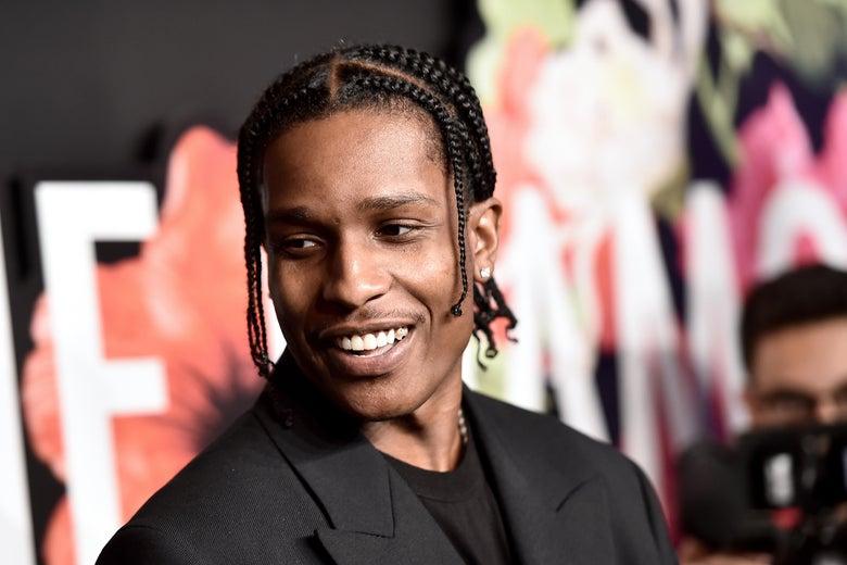 O A$AP Rocky έγινε delivery boy και δώρισε 120 γεύματα σε καταφύγιο αστέγων!