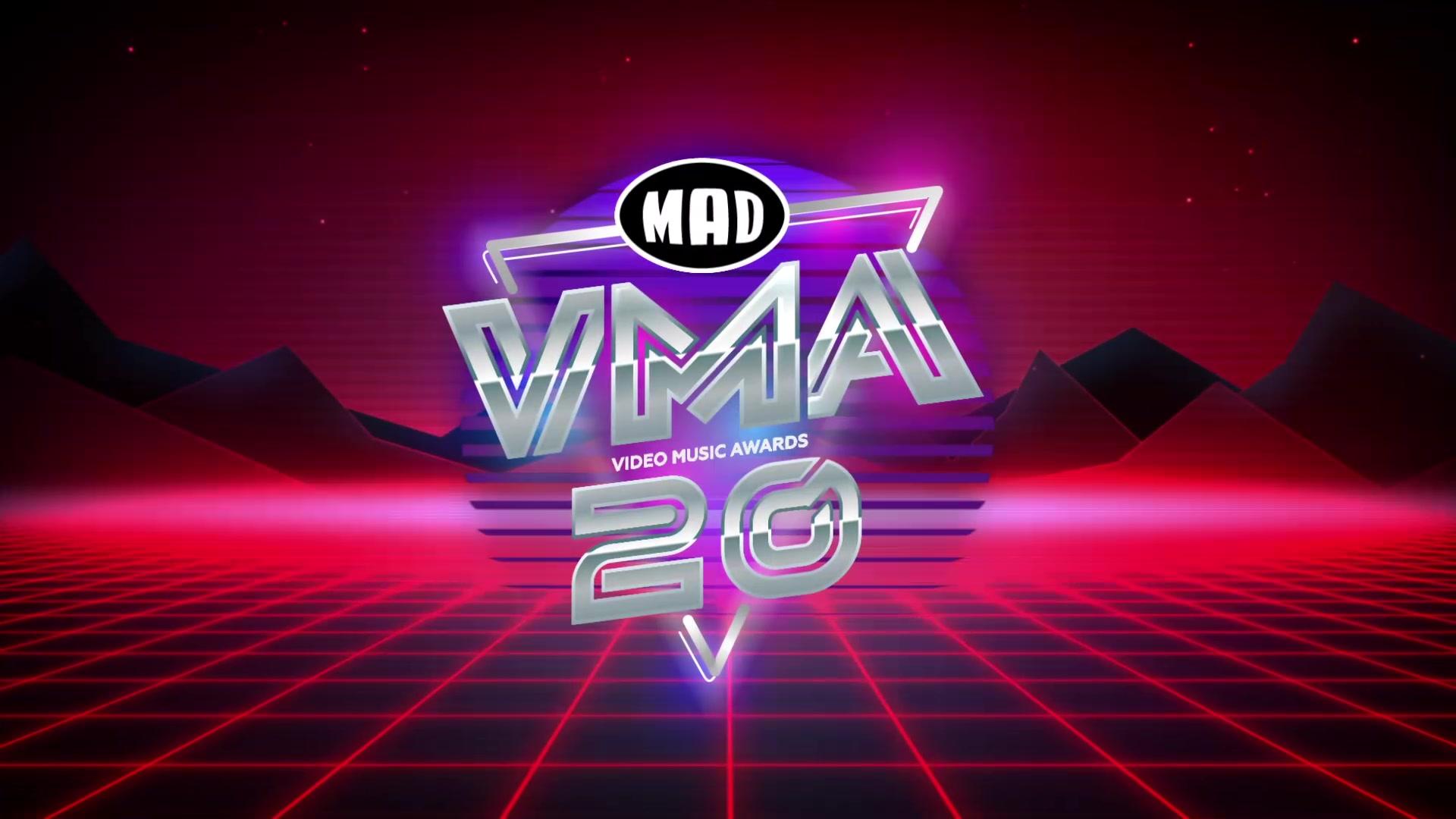 Τα «Mad Video Music Awards 2020» έρχονται αποκλειστικά τον Δεκέμβριο στο Mega