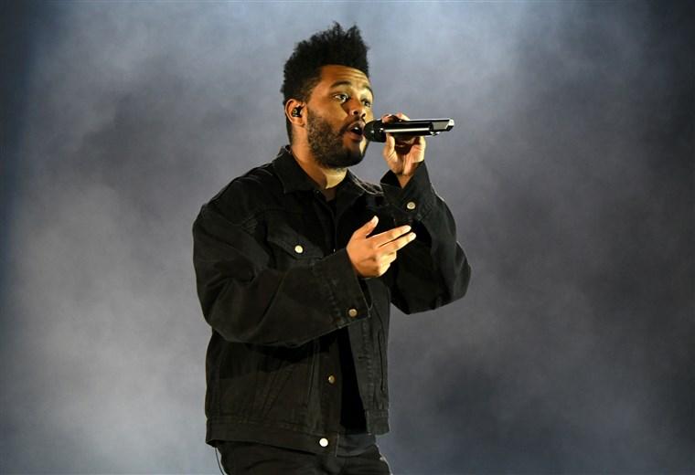 The Weeknd εμφανιστεί στο Super Bowl 2021