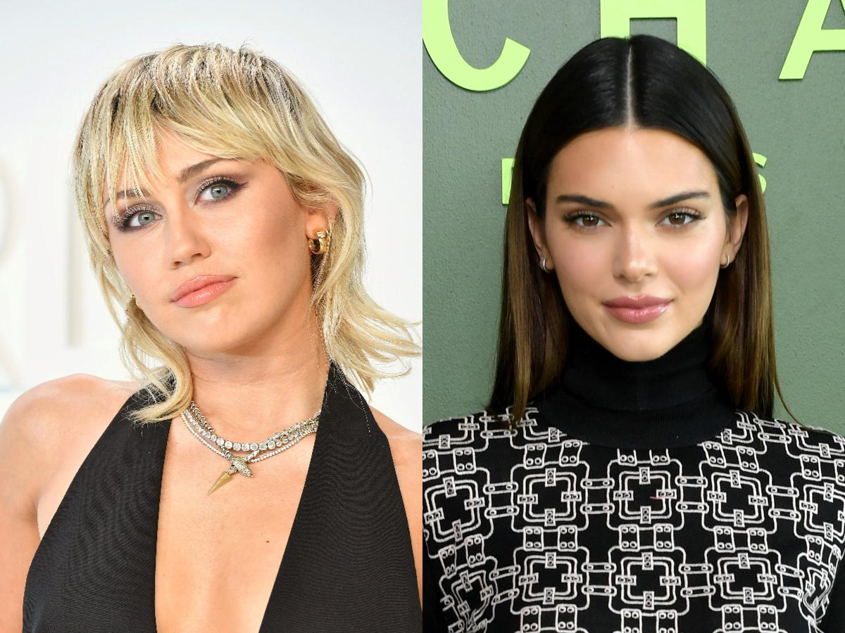 Miley Cyrus unfollow Kendall Jenner