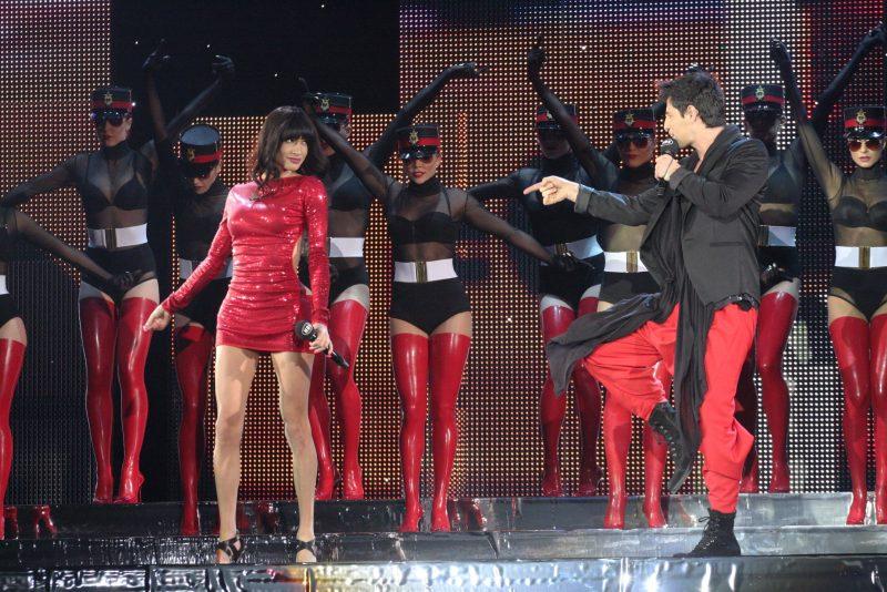 "O Σάκης Ρουβάς και οι Jessica 6 ανέβασαν επικίνδυνα τους «παλμούς» κάνοντας ένα ""Bad Thing""!"
