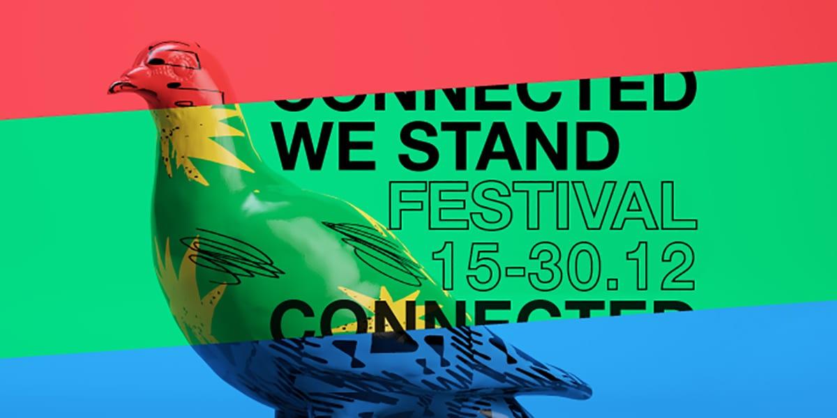 Connected We Stand: Ένα ψηφιακό Φεστιβάλ με 15.000 εθελοντικές δράσεις