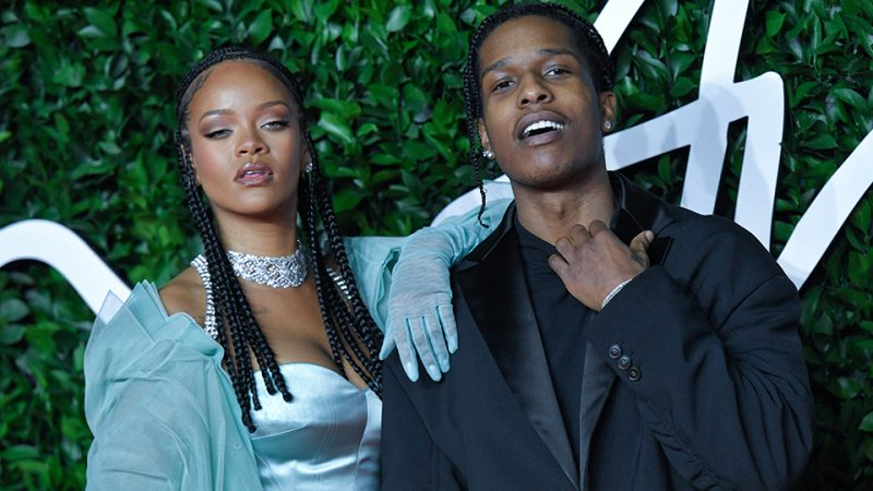 Επιβεβαιώθηκε η σχέση της Rihanna με τον A$AP Rocky;