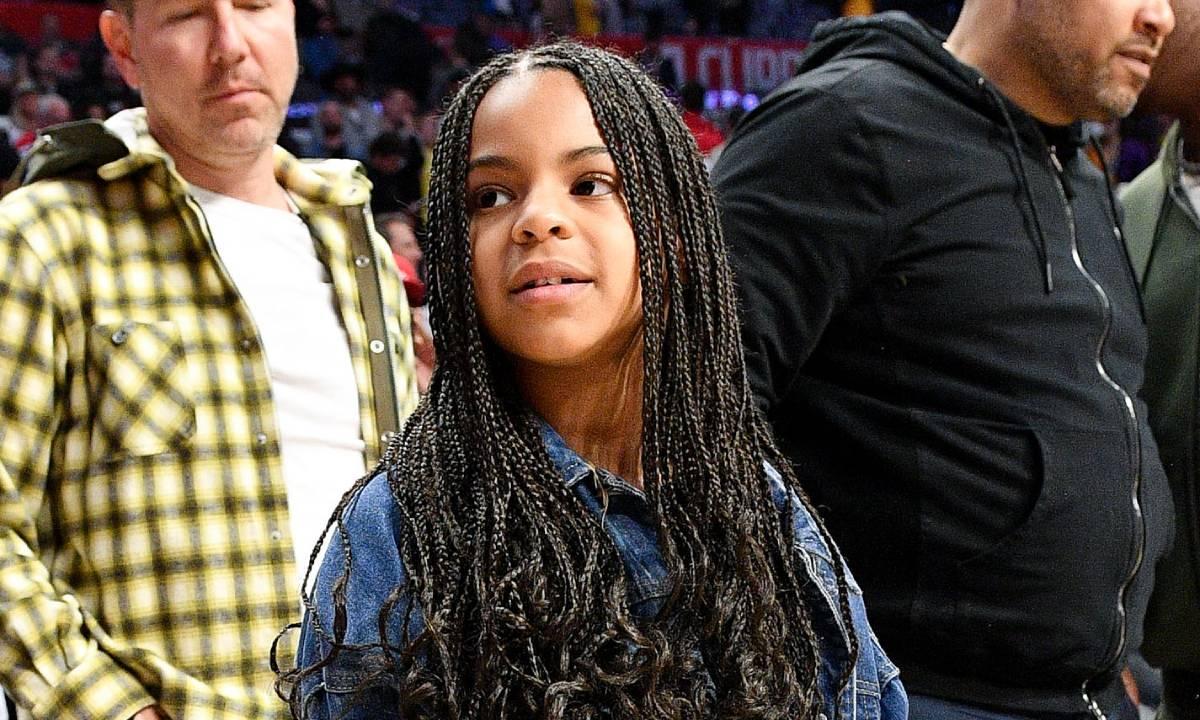 Η Blue Ivy έγινε μία από τις νεότερες υποψήφιες στην ιστορία των GRAMMYs