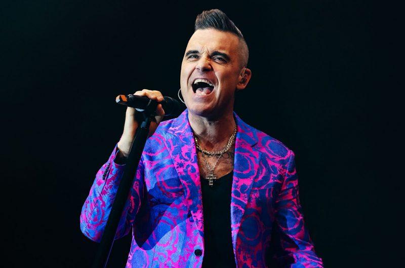 Robbie Williams δημιούργησε καινούργιο συγκρότημα