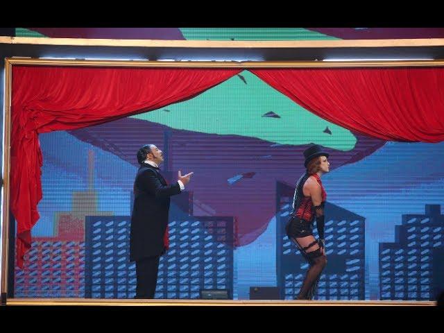 Θυμάσαι τη διαφορετική εμφάνιση του Πάνου Μουζουράκη και του Παντελή Αμπατζή στα Mad VMA;