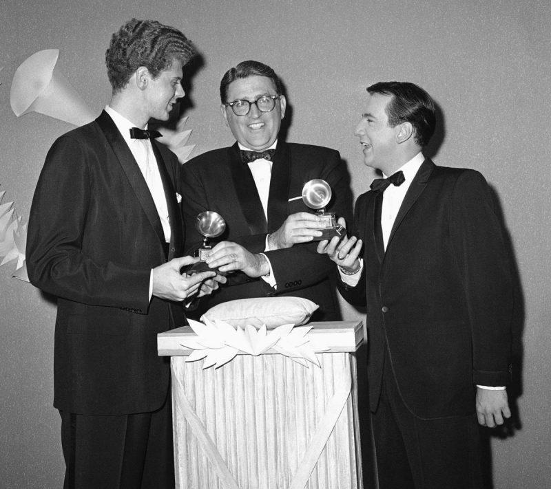 Τα 2α βραβεία GRAMMY ήταν τα πρώτα που προβλήθηκαν στην τηλεόραση!